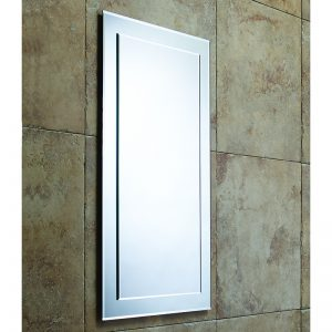Mirror On Mirror Bevelled Edge Mirror 405x595 & 420x800mm