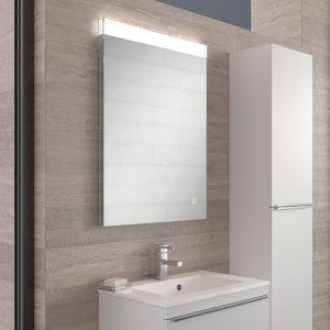 HiB Alpine LED Illuminated Mirror 500, 600, 800 & 1000mm