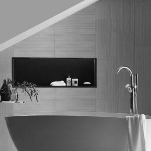 BCT49005 LUNA GREY BATHROOM TILES#