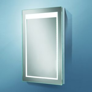 HiB Liberty Mirror LED Illuminated 400 x 600mm