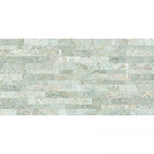 Ceramic Slate Wall Bathroom Tiles 298X498 Tiles (Box of 8) Oyster Or Splitface