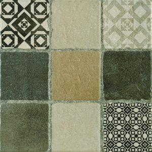 Rustic Mixed Decor Floor Tiles 305X305 Tiles (Box of 13)