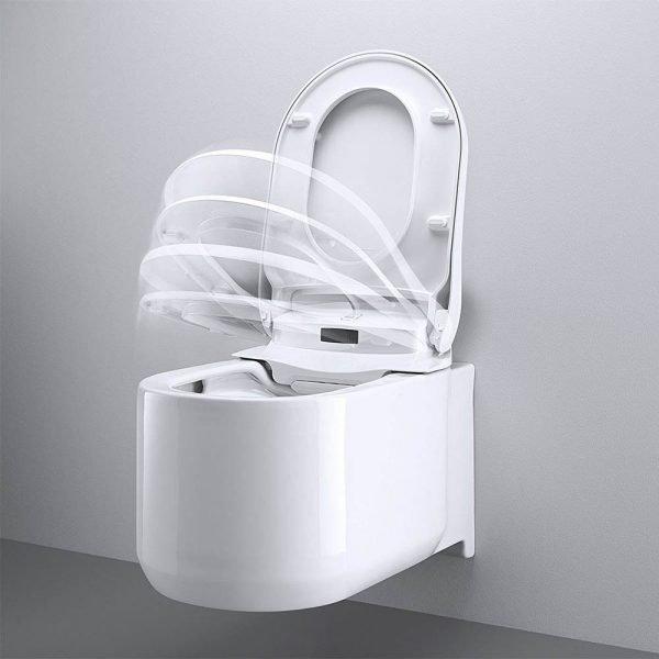 Grohe Sensia Arena Smart Shower Toilet Wall Hung auto seat