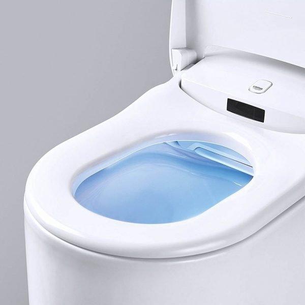 Grohe Sensia Arena Smart Shower Toilet Wall Hung light