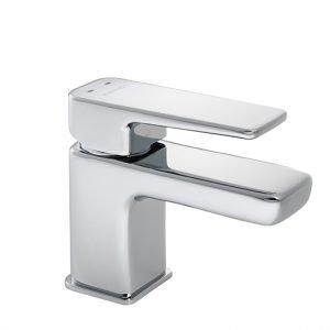 Look Mini Basin Mono Tap In Chrome