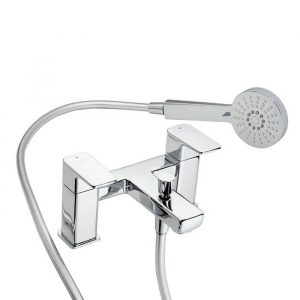 Look Bath Shower Mixer Tap In Chrome