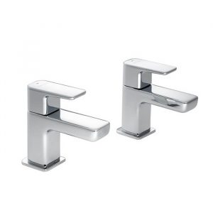 Look Bath Taps In Chrome