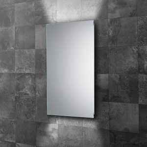 HiB Aura LED Ambient Illuminated Mirror 500, 600 & 800mm
