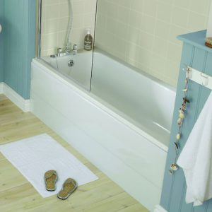 Ideal / Armitage Bath Single Ended 5mm 1700x700mm In White