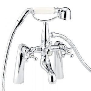 Islington Bath Shower Mixer Tap In Chrome