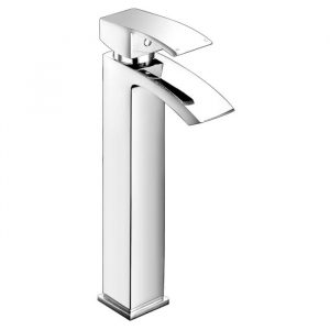 Metro Tall Basin Mono In Chrome