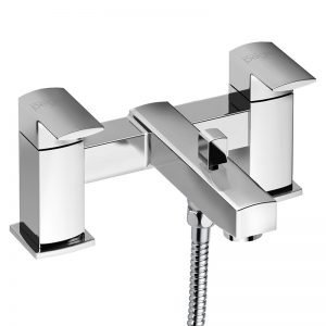 Lance Bath Shower Mixer Tap In Chrome