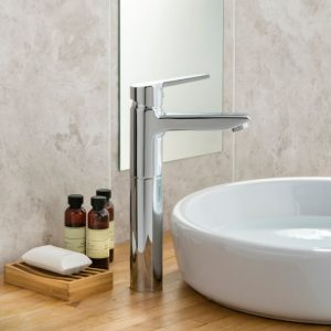 Para Tall Basin Mono Tap In Chrome