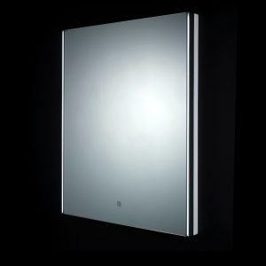 Resolve LED Illuminated Mirror In 450x600mm
