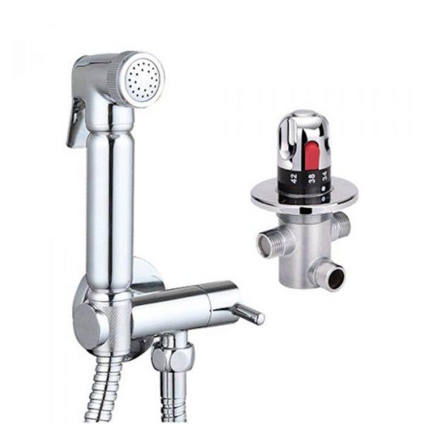 Thermostatic Maxi Panel Douche Spray & Kit