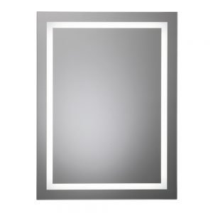 LED Backlit Illuminated Mirror In 500x700 & 600x800mm