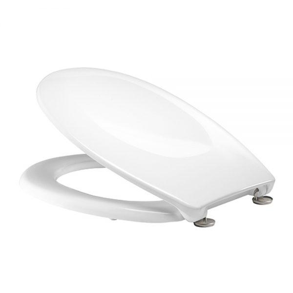 Cuba Soft Closing Seat Top Easy Fix in White