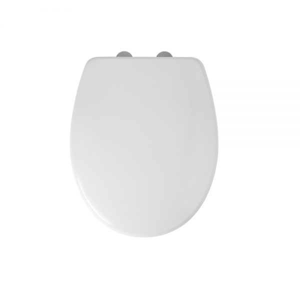 Cuba Soft Closing Seat Top Easy Fix in White - Best Seller