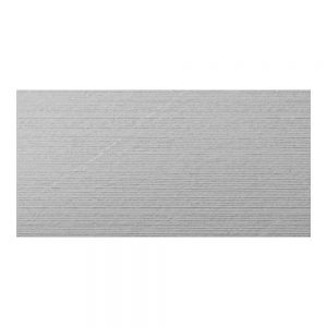Dominican Grey Decor Wall Bathroom Tiles 250 x 500mm Per Box