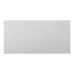 Dominican White Wall Bathroom Tiles 250 x 500mm Per Box