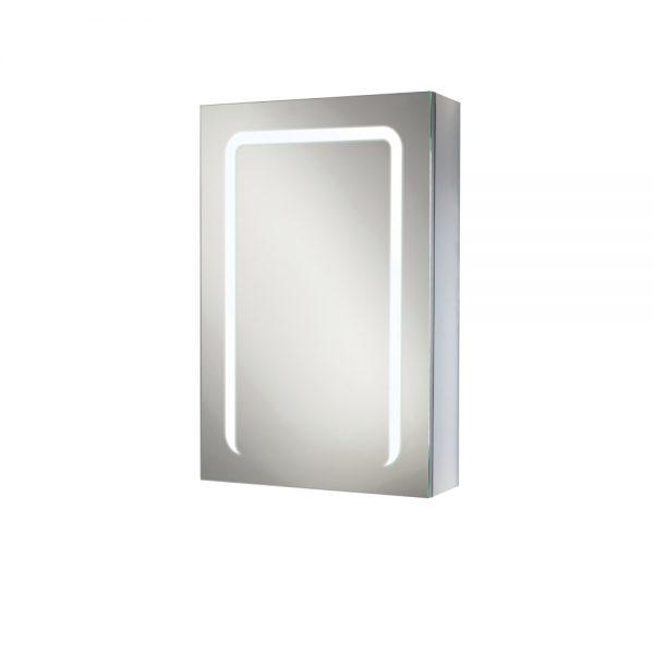 HIB Stratus LED Illuminated Mirror Cabinet 500 x 700mm