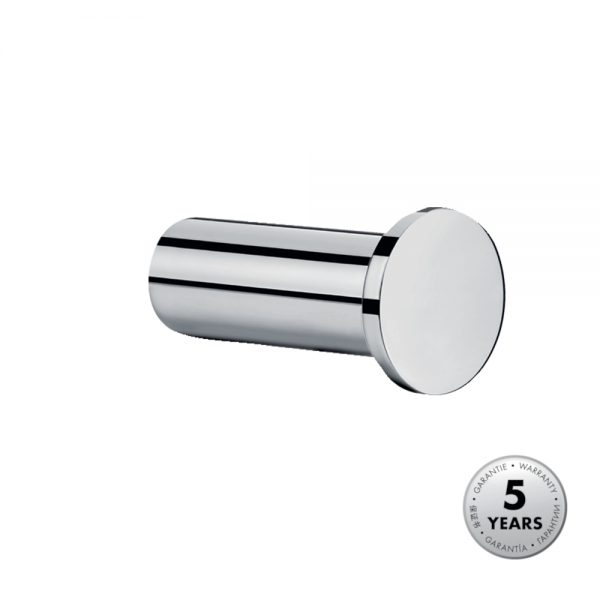 Hansgrohe Robe Towel Hook in Chrome