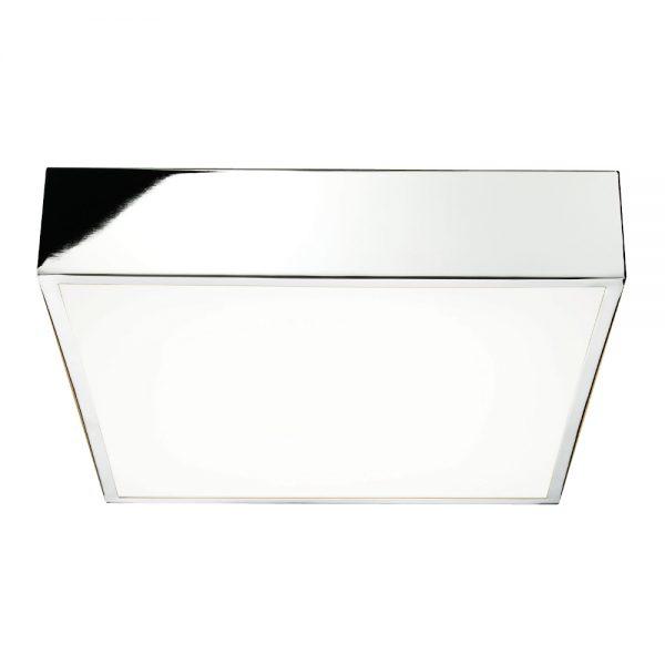 Hib Inertia Central Bathroom Ceiling Light In Chrome