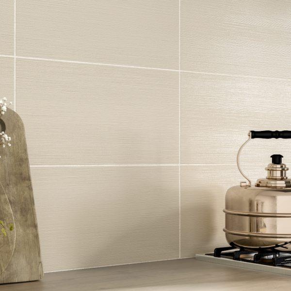 martinique cream wall bathroom tiles 250 x 500mm per box