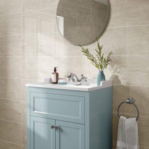 Montserrat Beige Wall Bathroom Tiles 250 x 500mm Per Box