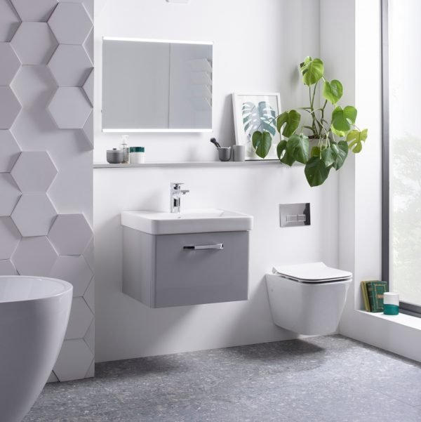 Simply Wall Hung WC Frames Low Height 780mm
