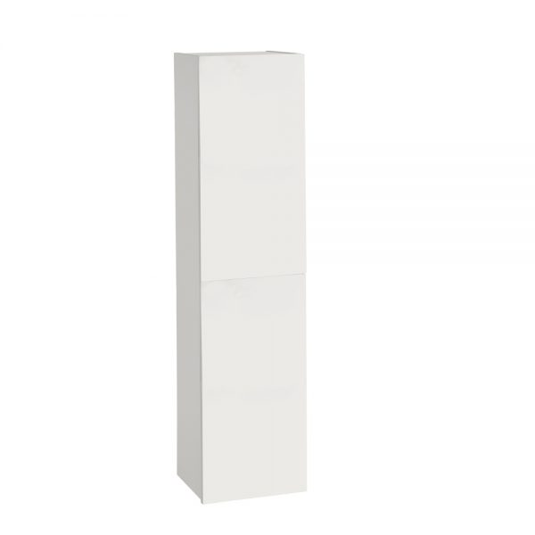 Tanya 320mm Wall Mounted Storage Column In Four Colours