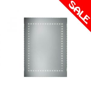 5011 Illuminated LED Dot Perimeter Mirror 600x800mm