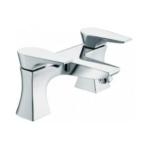 Bristan Hourglass Bath Filler In Chrome - Whilst Stocks Last