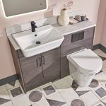 New Era 560mm Square Semi Recessed Basin 1 Tap hole Lifestyle