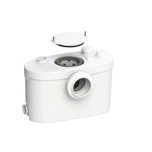 Saniflo Sanipro Macerator For WC, Basin, Shower & Bidet
