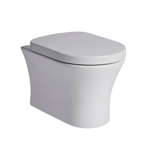 ESP Wall Hung Toilet & Soft Close Seat