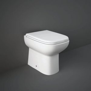Orlando Back To Wall Toilet & Soft Close Seat
