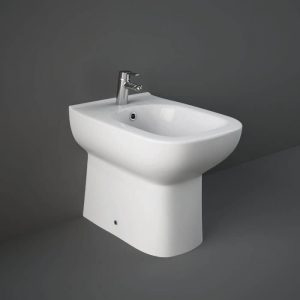 Orlando Square Back To Wall Bidet 1 Tap Hole