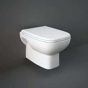 Orlando Wall Hung Toilet & Soft Close Seat