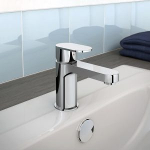 Blade Basin Mini Mono Mixer Tap In Chrome