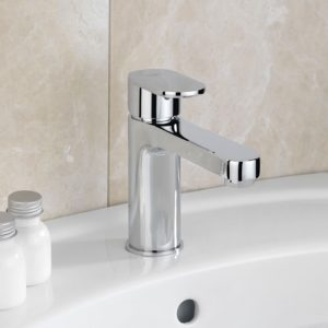 Blade Basin Mono Mixer Tap In Chrome