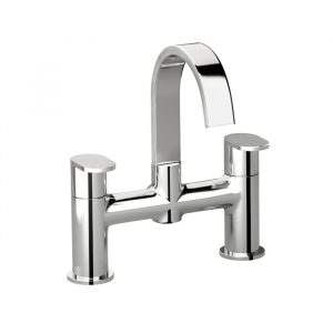 Blade Bath Filler Tap In Chrome