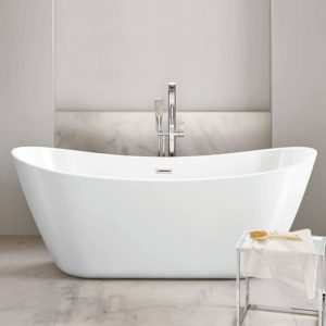 Blade Freestanding Bath Double Ended 1700x800mm