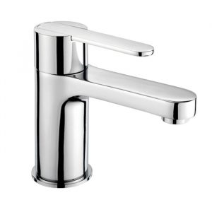 Escape Basin Mono Mixer Tap In Chrome