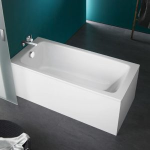 Kaldewei Cayono Single Ended Luxury Steel Bath 1500 x 700mm 2TH