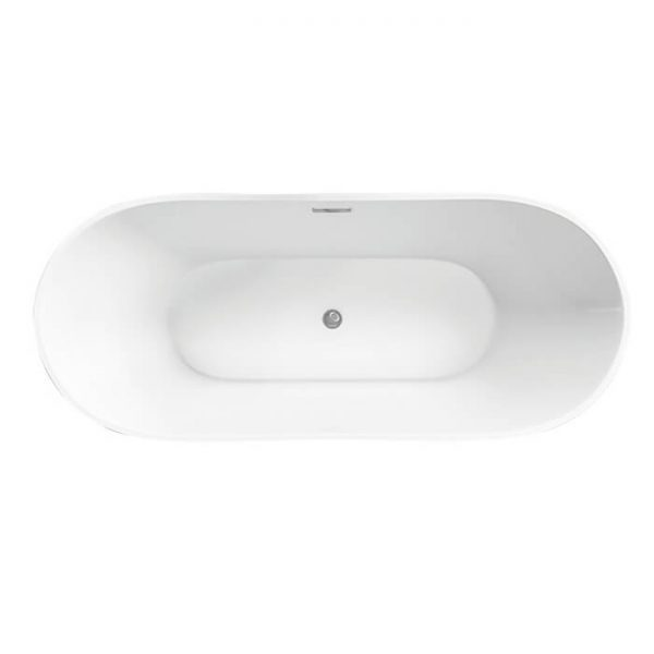 Lion Freestanding Double Ended Bath 1600x800mm