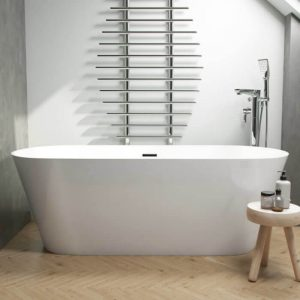 Lion Freestanding Double Ended Bath 1700x800mm