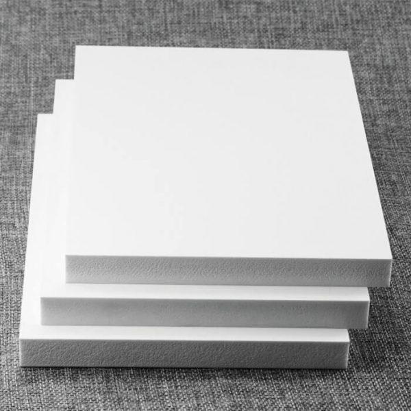 Lite PVC Bath End Panel 700-800mm In Gloss White