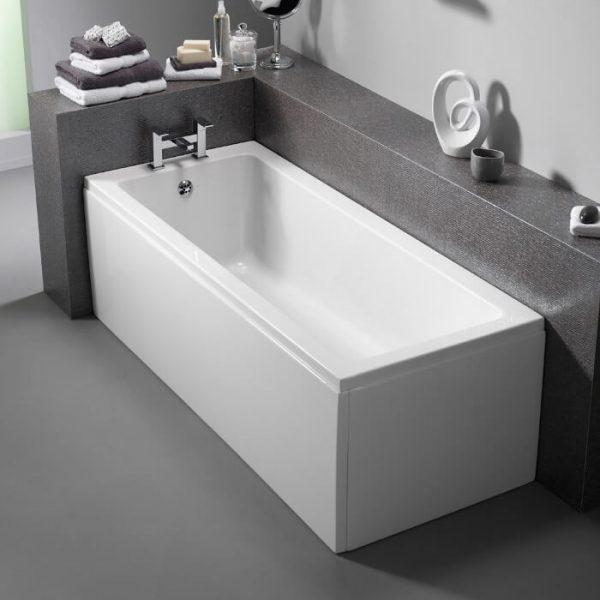 Pura Bloque Bath Single Ended Puracast