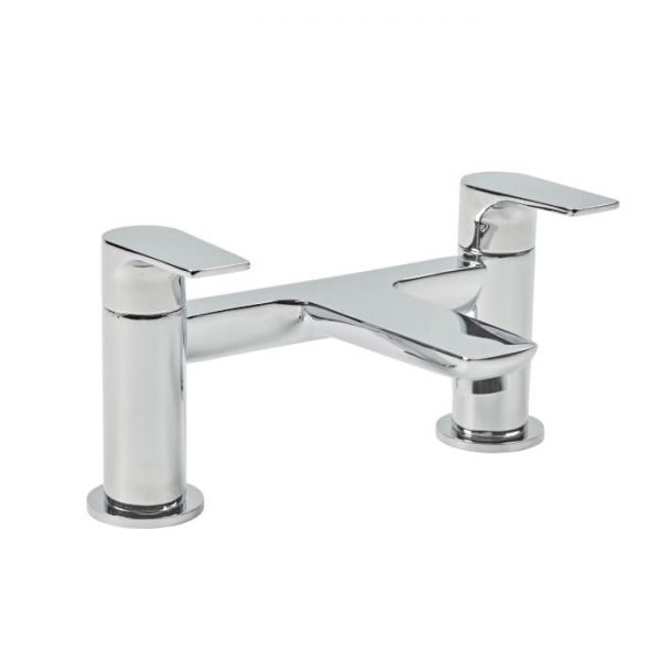 Chioe Basin Mono & Bath Filler Pack In Chrome